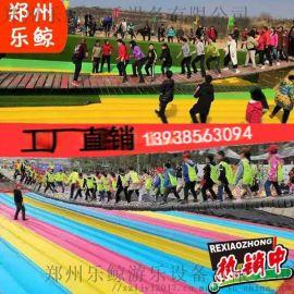 景区游乐设施网红桥保护气垫 网红桥气垫厂家直销