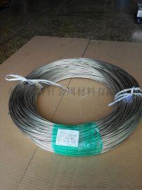 C7701白铜线 白铜丝 环保首饰项链白铜线