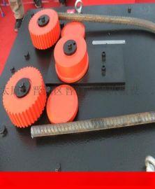 广州市圆钢弯弧机手动控制钢筋弯圆机出售