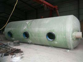 河南城市改造玻璃钢化粪池小型隔油池多少钱