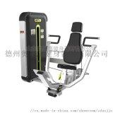 商用健身器材健身房力量器械必確系列蝴蝶夾胸訓練器