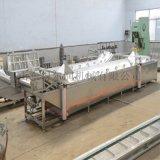 豆干自动卤制生产线 得尔润卤制机 节能卤煮设备
