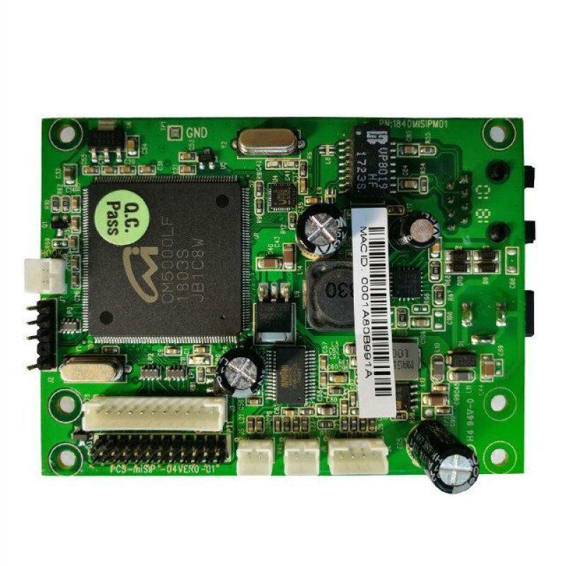IP广播对讲电话  主板,POE供电电话机通话板