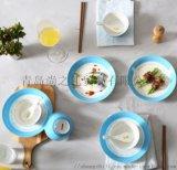 家居礼品定制餐具套装礼品陶瓷餐具