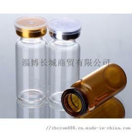 管制玻璃瓶、药用瓶/B型10ml棕色口服液瓶