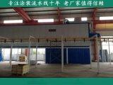 机箱外壳喷粉生产线 自动喷涂设备 众创质优价廉