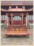 正圆铸铁长方形香炉,苍南长方形铸铁香炉厂家