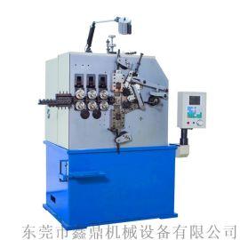 4mm卷簧机/40型压簧机_XD-240电脑弹簧机