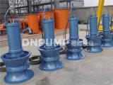 排涝灌溉新型大口径潜水轴流泵供应厂家