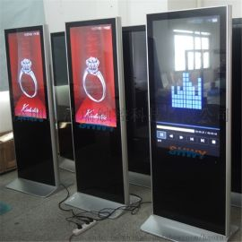 廠家直銷10.1-98寸立式單機網路版廣告機