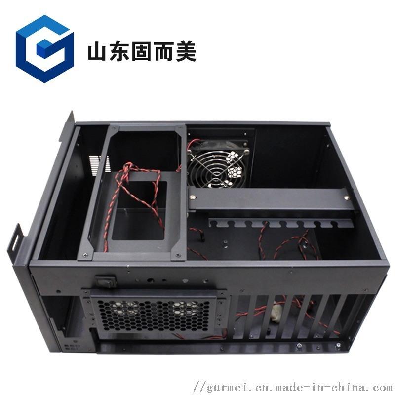 工控服务器机箱定制仪表壳子钣金外壳来图设计加工