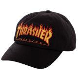 在唐定制棒球帽 Thrasher棒球帽 刺绣棒球帽