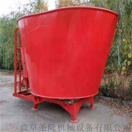 立式TMR搅拌机 青储  混合机 全日粮混合搅拌机