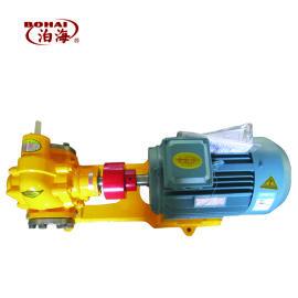 泊头金海KCB齿轮泵、不锈钢保温泵输送增压泵