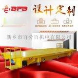廣東120噸液壓軌道車, 噴鋅過跨地爬車十字交叉處理方案