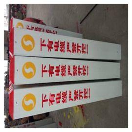 复合玻璃钢3.5消防安全标志牌