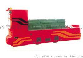 CTY12防爆特殊型蓄电池电机车