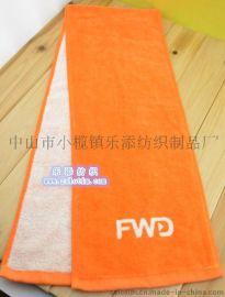 厂家定制广告礼品纯棉活性印花运动毛巾