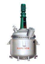 龙达化机不锈钢电加热导热油蒸汽反应釜
