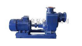 ZW100-100-20型自吸式无堵塞排污泵