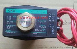 CKD电磁阀AB41-02-4-000B