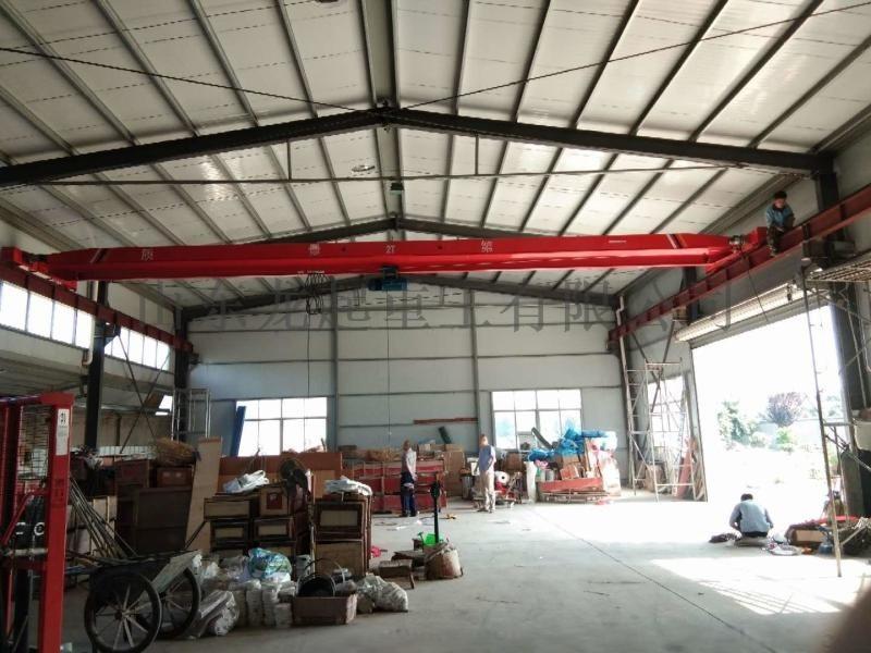 设计制造安装维修LD电动单梁起重机