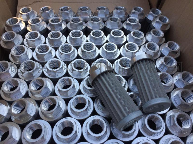 双层滤网滤芯 神钢滤芯 不锈钢网滤芯