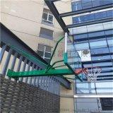 籃球架安裝尺寸示意圖