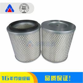 新乡华航厂家定制生产空气滤芯 空气除尘滤筒