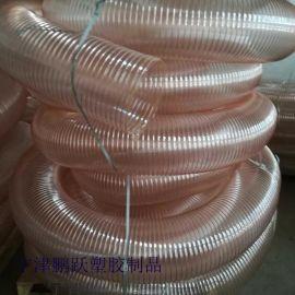 供应聚氨酯pu伸缩风管(耐磨抗静电防腐蚀0