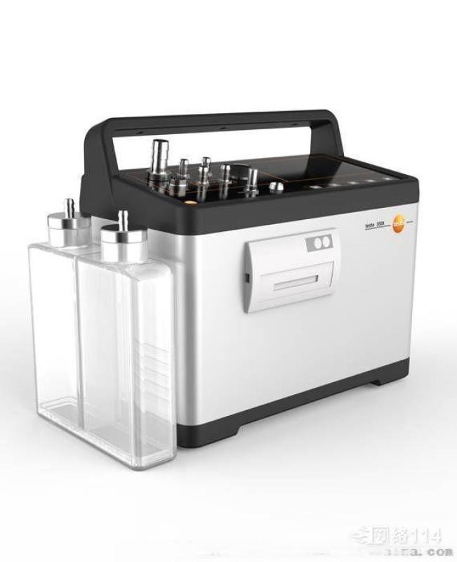 德國德圖testo 3008 煙塵採樣器進口儀器