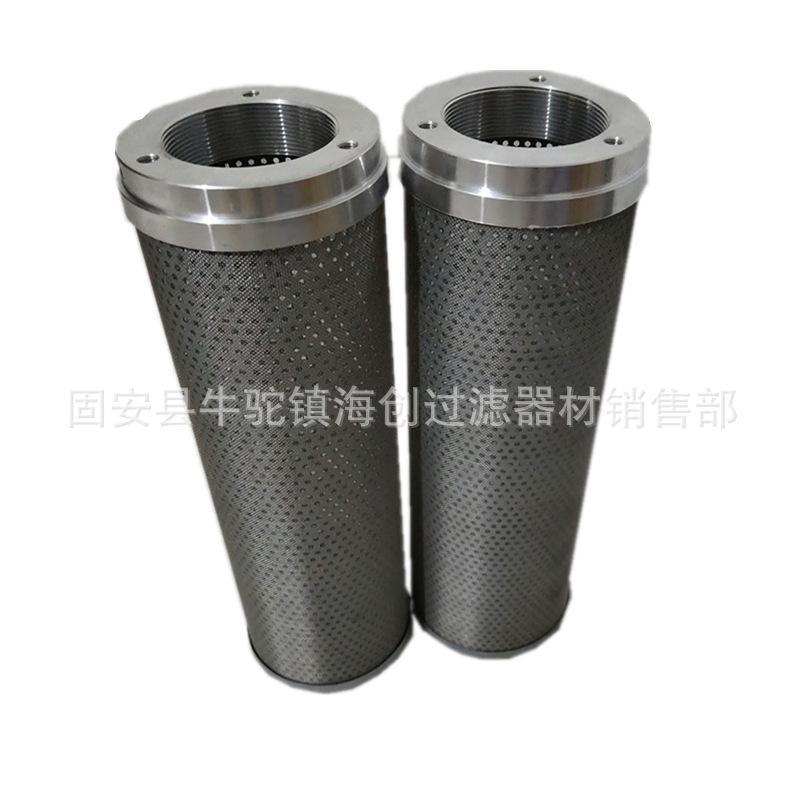 厂家直销 304 316L内螺纹不锈钢滤芯 G3/4 气液过滤网 金属过滤网