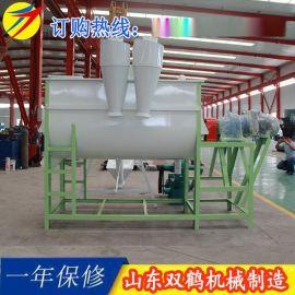 定制环保型自吸粉碎机组 卧式搅拌粉碎成套设备 饲料加工机械厂家