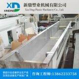 PE管材生產線PE管材擠出生產線PE管材擠出設備PE管生產線廠家直銷