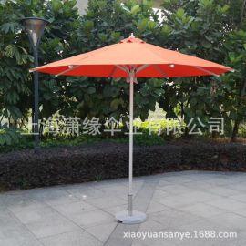 户外中柱伞定制、大型户外广告遮阳伞、休闲遮阳伞庭院伞制作厂