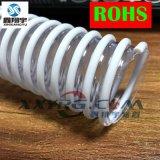 工厂直销订制PVC塑筋增强软管,飞机动车吸污管,耐酸碱透明螺纹管