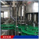 張家港潤宇機械廠家定製 全自動果汁灌裝機生產線設備 飲料機械