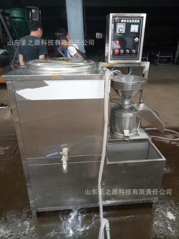 两相电豆腐机 豆腐脑机 304不锈钢豆腐机 石膏/花生豆腐机