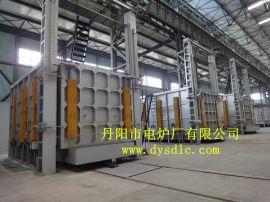 A【诚信. 质量保证】推荐台车炉厂家, 大型台车炉