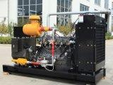 天然气沼气发电机组20千瓦4105发动机可长时间使用无刷电机包运费