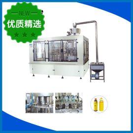 饮料瓶装生产线 果肉灌装机 果汁饮料灌装机
