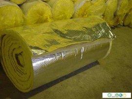 钢结构保温玻璃棉卷毡