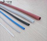 供應阻燃高溫熱縮管耐磨耐腐蝕矽膠熱縮管φ1.5mm柔軟橡膠收縮管