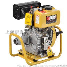 3寸柴油污水泵伊藤动力家用小型