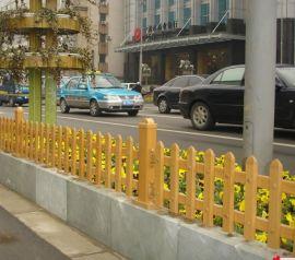 南安塑钢护栏静电喷涂护栏锌钢别墅围墙护栏PVC草坪护栏