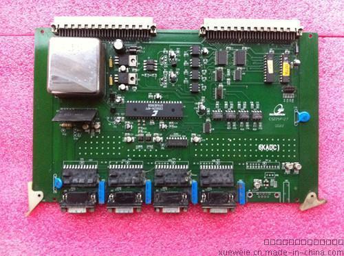 弘讯6KADC1电脑板,弘讯电脑板,海天注塑机位置尺板
