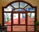伊斯博特德式鋁木復合門窗