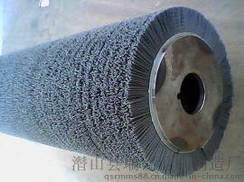 瑞铭毛刷供应弹簧刷辊 缠绕式辊刷 毛刷辊