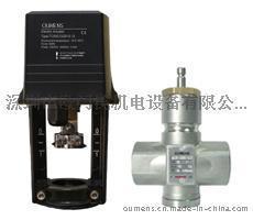 DN15-50二通内螺纹不锈钢蒸汽电动调节阀(2-180℃)