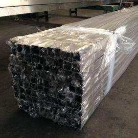 薄壁304不锈钢方管 广州不锈钢拉丝管 **优惠304方管